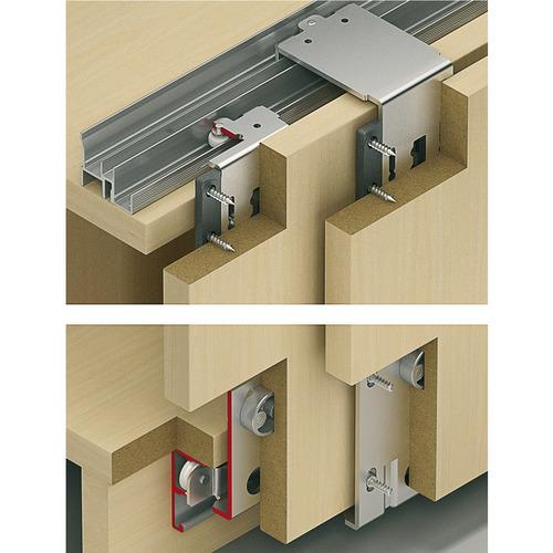 Hafele 405.91.224 Sliding Door Hardware