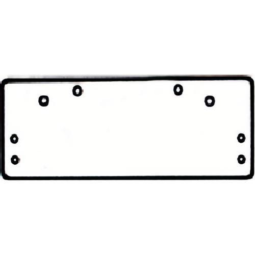 Norton 1688689 Door Controls Door Closer Mounting Plates