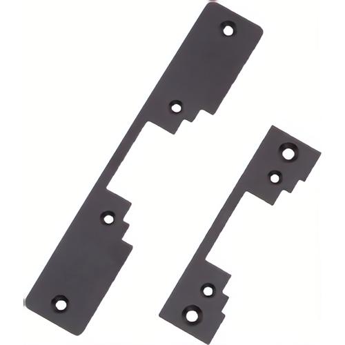 Locknetics CSFP KIT US10B Faceplates - Qty 2 Square and Radius Corner (4-7/8