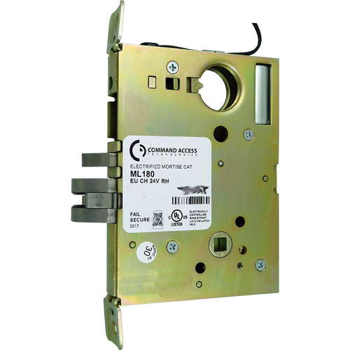 Command ML170EUCH-24V Command Access Electric Mortise Lock