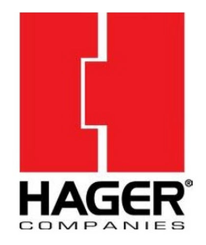 Hager 28173493.BG Bag of 100, 3/4