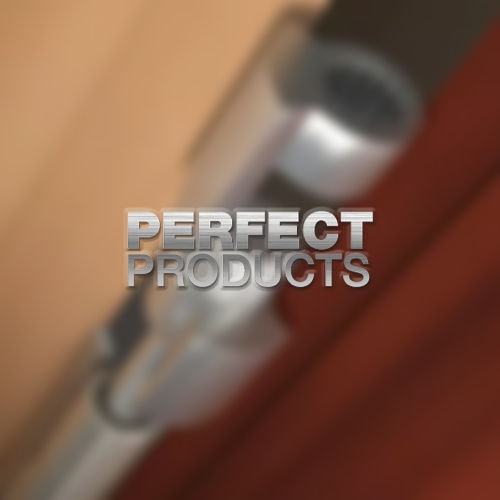 Perfect Products 01204 Commercial Doorsaver III Satin Nickel Finish