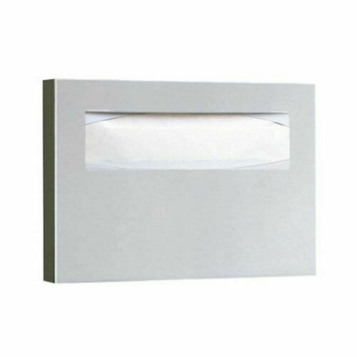 Bobrick B221 Toilet Seat Cover Dispenser Satin Stainless Steel Finish