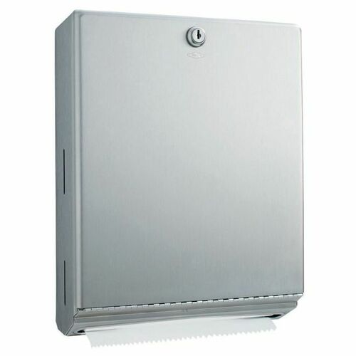 Bobrick B262 Multi Fold Paper Towel Dispenser Satin Stainless Steel Finish